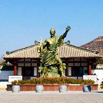 陳勝園景區