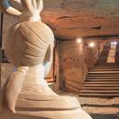 芒碭山地下皇宮群至今未解的十大千古之謎之二