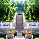 誰在芒碭山開鑿的22處巨型漢墓?